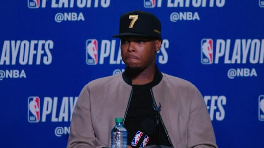 398df9f76a0 Kyle Lowry says thumb popped out during Game 7 victory