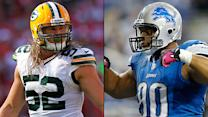 Should Clay Matthews and Ndamukong Suh tone down talk?