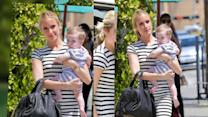 Kristin Cavallari and Son Step Out in Matching Outfits
