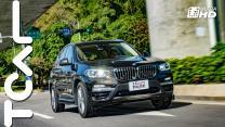 全面自信 BMW X3 xDrive30i 豪華運動版 新車試駕 - TCAR