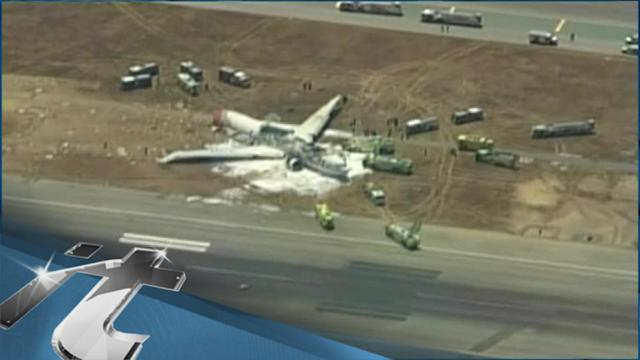 SAN FRANCISCO Breaking News: Captain of Crashed San Francisco Plane was 'in Training,' Had Only 43 Hours Piloting 777s
