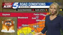 Sarah's 8 A.M. Winter Weather Update