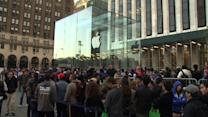 iPhone 5S launch day gold rush