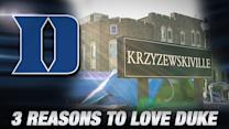 Top 3 Reasons ACCDN's Courtney Cox Loves Duke | Duke in the Final Four