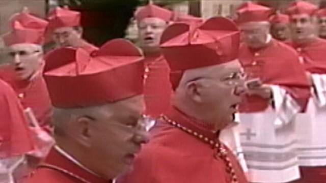 Disgraced Cardinal Apologizes for Sexual Misconduct