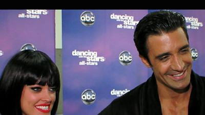 Gilles Marini Strips Down On 'Dancing With The Stars: All-Stars'