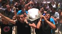 Israel presses on with Gaza offensive