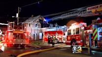 Fire Damages Business, Apartment In Delco