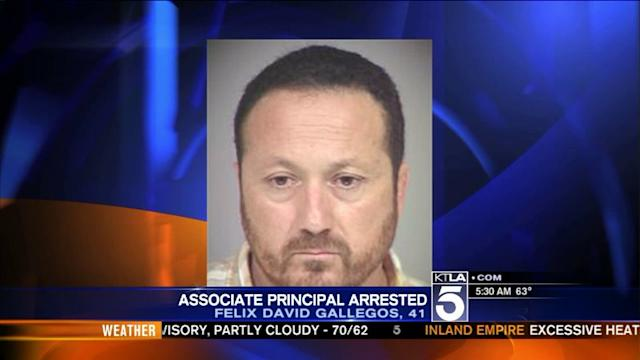 Camarillo High Associate Principal Charged with Sex Crimes