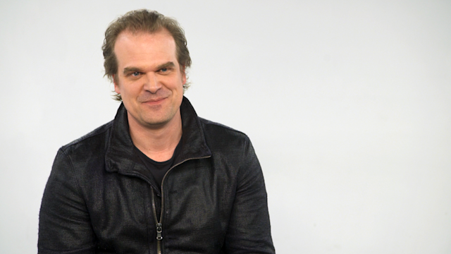 David Harbour: 'I Would Not Be Doing 'Hellboy' if it Wasn't for 'Stranger Things''