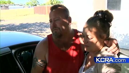 Couple finds mystery wedding ring in car