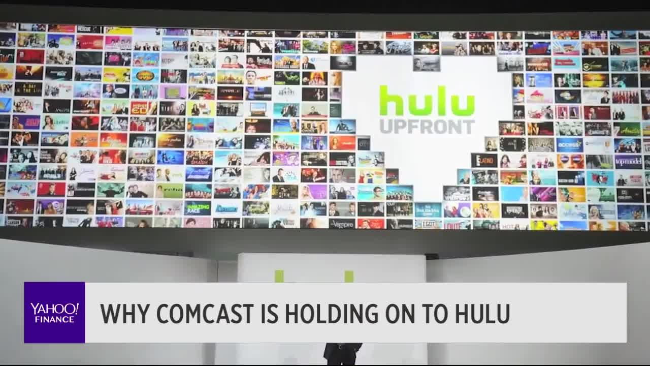 Why Comcast Is Holding On To Hulu Video