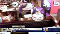 During 5.1 Quake, Shakes At Farrell's Ice Cream Takes On New Meaning