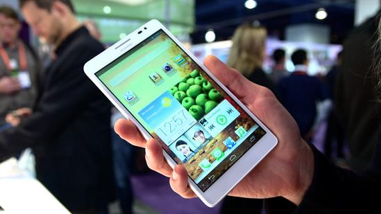 Ascend Mate: Biggest Phone Yet?