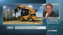 Caterpillar stuck in a value trap: Analyst
