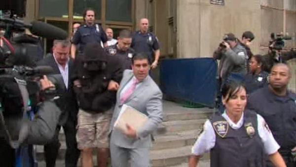 Undercover cop biker out on bond after SUV attack