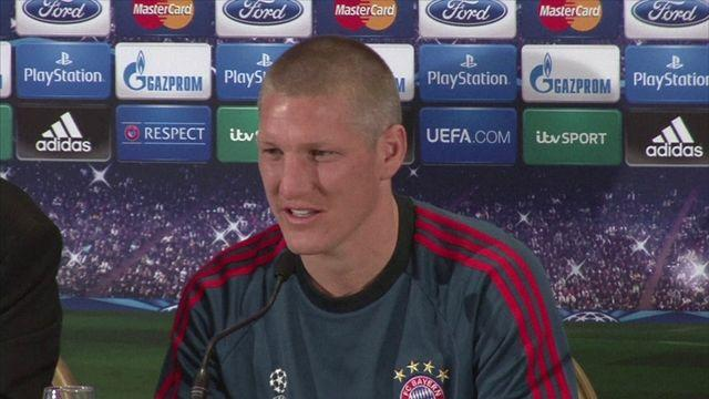Schweinsteiger: We want to keep winning
