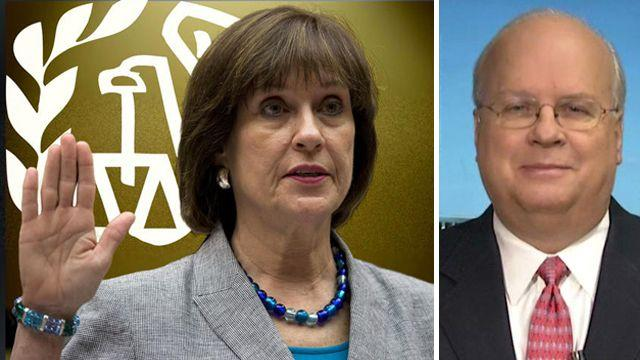 Karl Rove: Stakes are 'high' in IRS profiling scandal