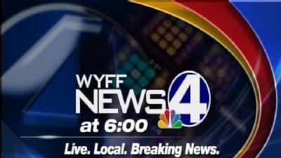 WYFF News 4 at 6: Oct.7, 2011