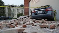 Strong California Quake Causes Injuries, Damage