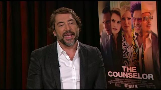 Javier Bardem on Playing the `Bad Guy`