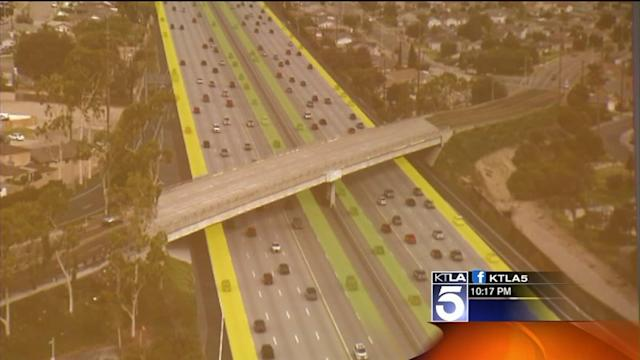 Proposed 405 Freeway Toll Lanes Trigger Controversy