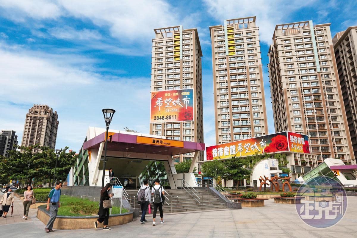 交通是否便利,是陳斐娟做房地產投資特別看重的要點之一。