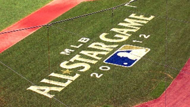 Kauffman Stadium prepares for the MLB All Star game