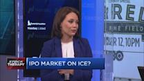 Biotech IPOs on ice?