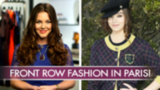 Jessica, Diane, and Hailee Take On Paris Couture Fashion Week in Style