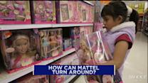 Can Mattel turn around?