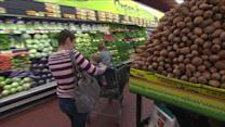 Floods and drought may mean higher food prices