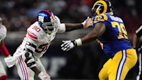 Giants tag Jason Pierre-Paul