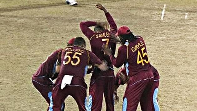 Windies Blow Strong To Victory