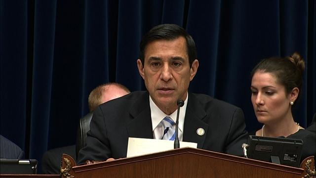 Issa proceeds with Holder contempt hearing