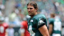 Riley Cooper back with Eagles after excused absence