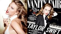 Taylor Swift Opens Up About Kanye Friendship & Her Squad - Vanity Fair 2015