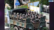 Runaway S. Korean Soldier Who Killed 5 Surrounded