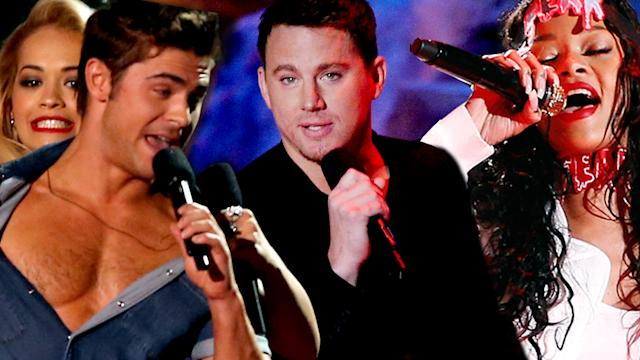 12 Best Moments From the 2014 MTV Movie Awards