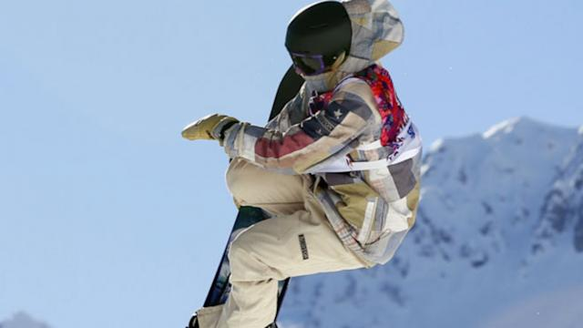 Americans Take Gold in Slopestyle