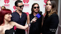 Thirty Second to Mars at the iHeartRadio Festival