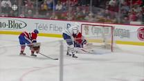 James van Riemsdyk chases down puck for SHG