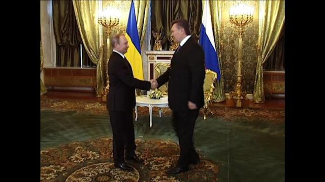 Russia, Ukraine sign deal removing trade obstacles