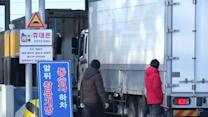 South Korean companies start Kaesong pull out.