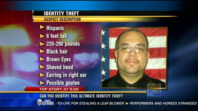 Can you identify this ultimate identity thief?