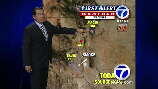 Joe's Weather Forecast 6-26-13