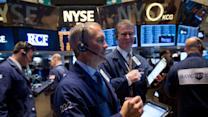 U.S. Stocks Rally in Midday Trading, Dow Surges Triple Digits