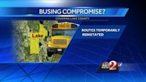 Parents 'won't give up' on Lake County bus issue