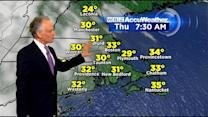 WBZ AccuWeather Afternoon Forecast For April 1