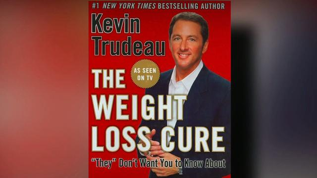 Kevin Trudeau called